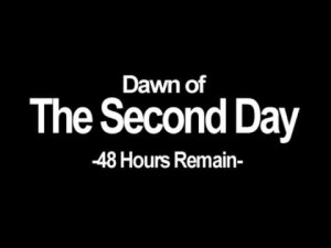 dawn of the second day