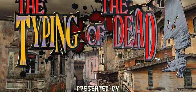 The Typing of the Dead – Dreamcast