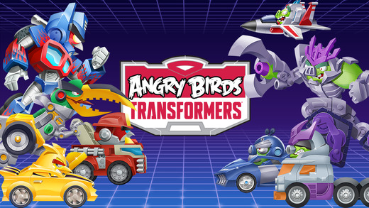 Angry Birds Transformers – Android