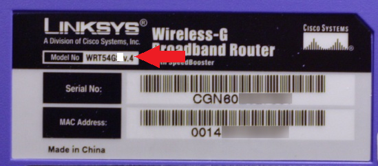 Router Version