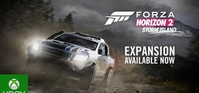 Forza Horizon 2: Storm Island (DLC) – Xbox One