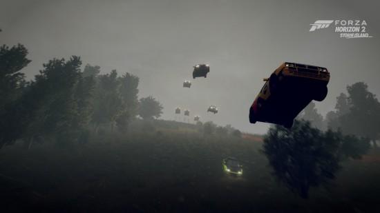 Forza Horizon 2: Storm Island