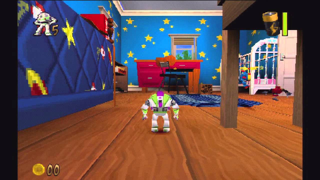 Case Of Toy Story Games : Toy story buzz lightyear to the rescue n nb reviews