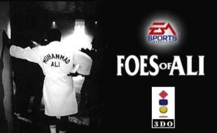 Foes of Ali – 3DO
