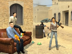 Ever heard of Garry's Mod? Yeah, that was a TC for Half Life 2 when it started. Nothing funny to say - just grateful.