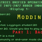 Part 1: Modding 101: Backitup, Backitup