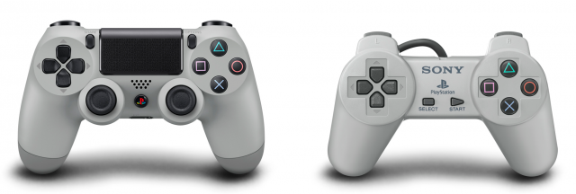 original grey controller dualshock