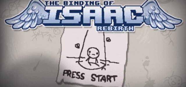 The Binding of Isaac: Rebirth – PlayStation 4 (PSN)
