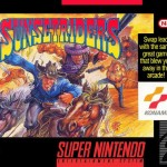 Sunset Riders – SNES