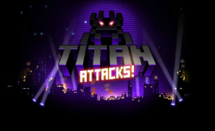 Titan Attacks – Nintendo 3DS
