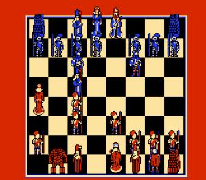 Battle Chess Basic