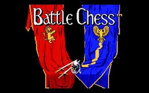 Battle Chess – NES