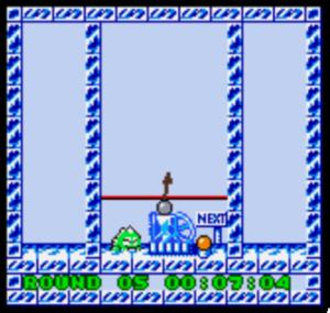 Puzzle Bobble Mini Cleared screen2