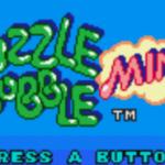 Puzzle Bobble Mini – Neo Geo Pocket Color