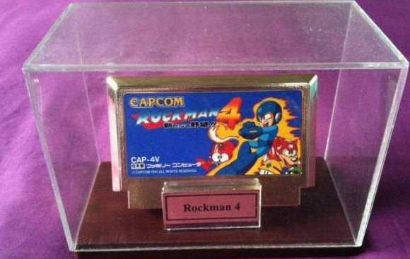 RockMan4_Gold