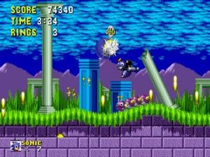 Sonic ball