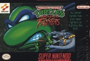 TMNT: Tournament Fighters - SNES