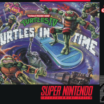 TMNT IV: Turtles in Time – SNES