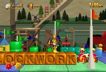 clockwork knight 2 - 5