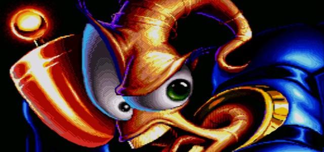 Earthworm Jim – Sega Genesis