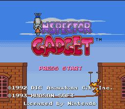 inspector-gadget-snes-title-screen