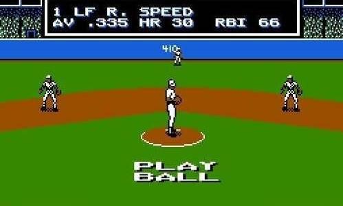 Roger Clemens' MVP Baseball – NES