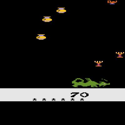 Dragonfire – Atari 2600
