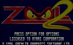 Zool 2 – Atari Jaguar