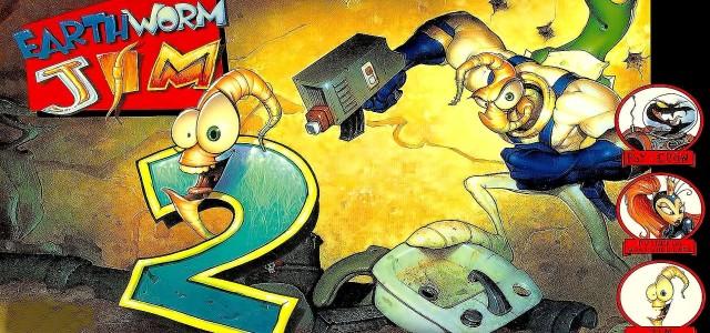 Earthworm Jim 2 – SNES