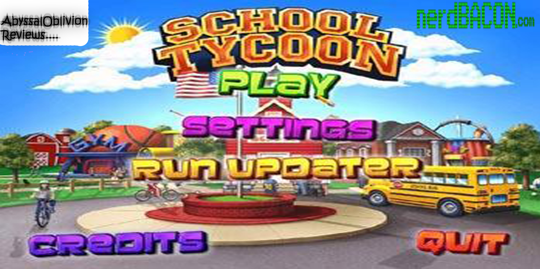 School Tycoon – PC