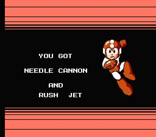 Mega Man 3 - NES