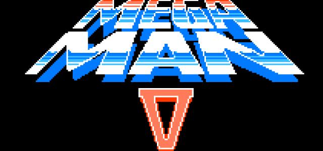 Mega Man 5 – NES