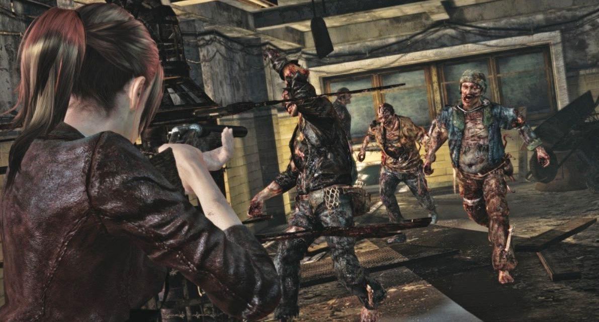 Resident Evil Revelations 2 Ost Now Available For Download Nerd