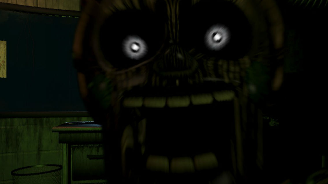 Five Nights at Freddy's 3 - PC - Nerd Bacon Reviews