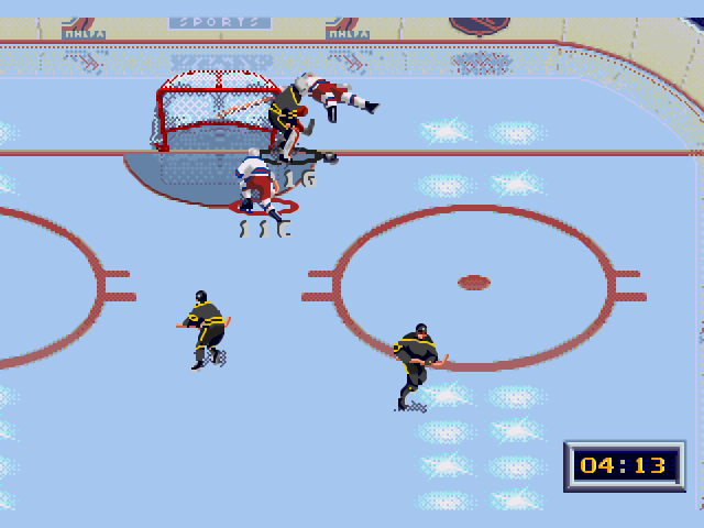 Successfully decking a player in scoring position is slightly less satisfying than beating Rainbow Road.