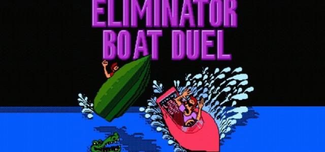 Eliminator Boat Duel – NES