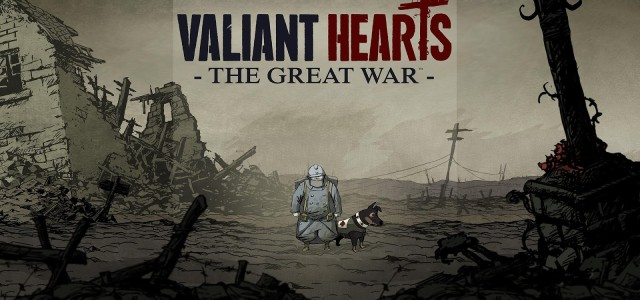 Valiant Hearts: The Great War – PlayStation 4 (PSN)