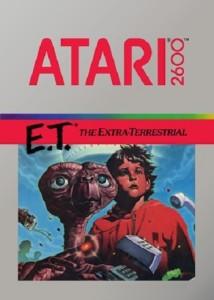 E.T. Box art