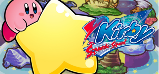 Kirby: Squeak Squad – DS