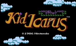 Kid Icarus – NES