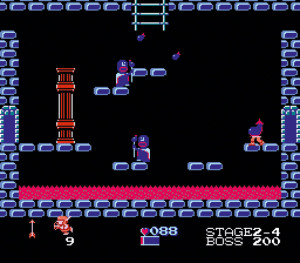 Kid Icarus - NES - Nerd Bacon Reviews