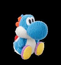 Light Blue Yarn Yoshi