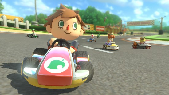 Mario Kart 8 - Version 4.0 DLC