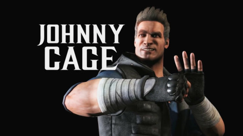 MKX - Johnny Cage