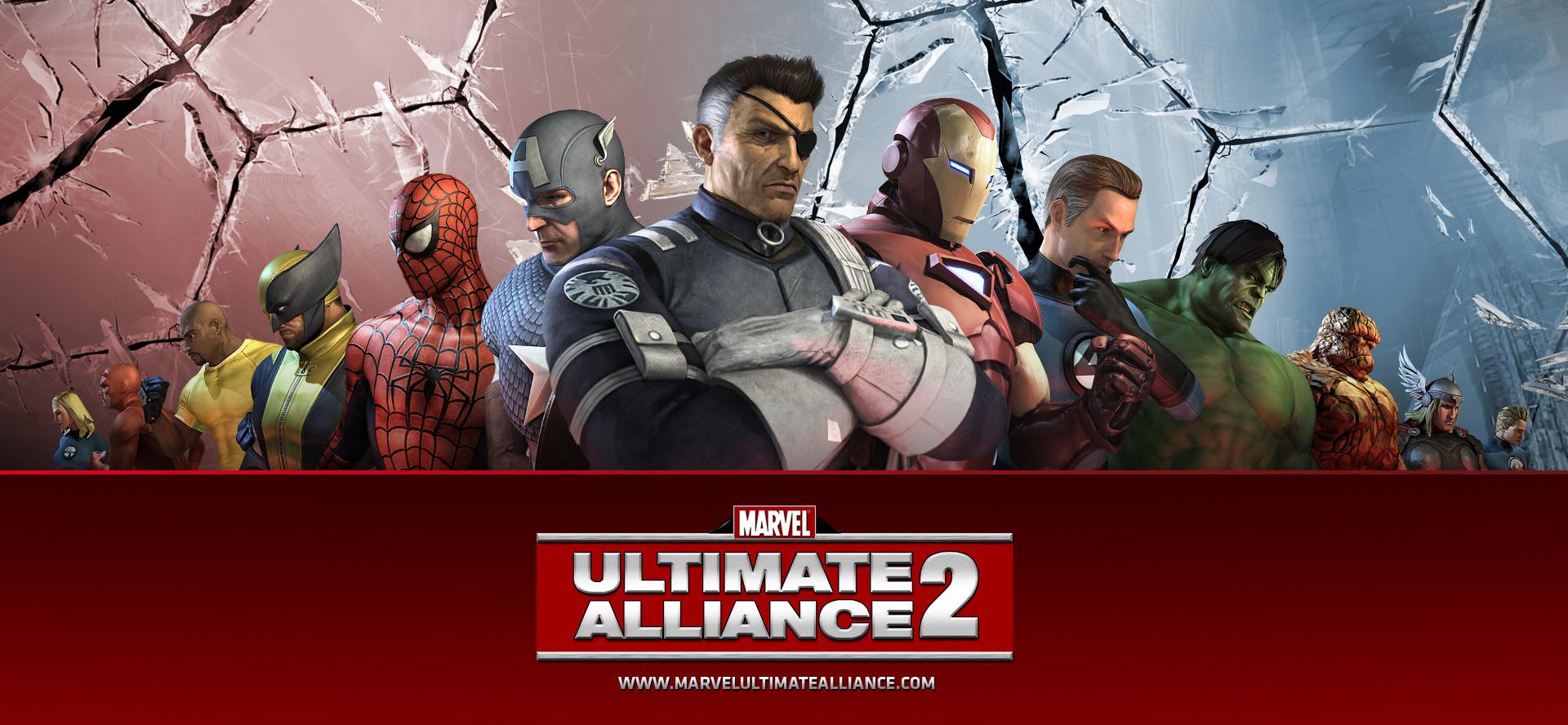 ultimate alliance 2 website