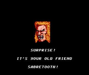 Wolverine - NES