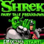 Shrek Fairy Tale Freakdown – Nintendo Game Boy Color