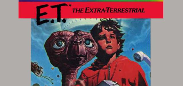 E.T. The Extra Terrestrial – Atari 2600
