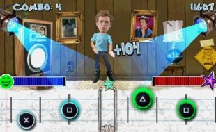 Napoleon Dynamite: The Game – PSP