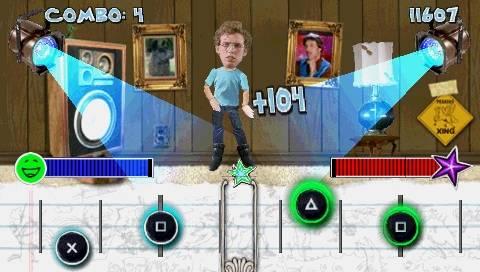 Napoleon Dynamite: The Game – PSP